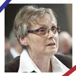 """Martine Eap-Dupin : """"il est important de remettre au centre la place des enfants"""""""
