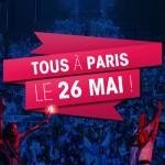 Tous à Paris dimanche prochain !